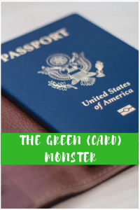 That Girl Cartier - Dating - The Green Monster - American Passport