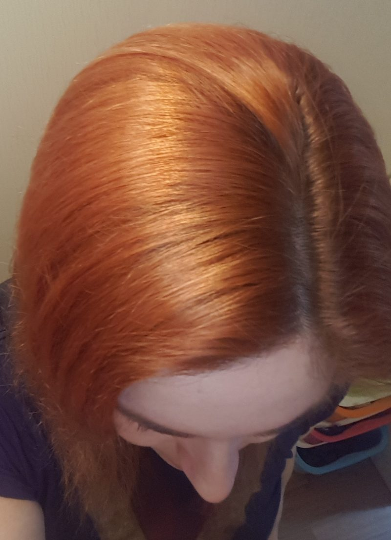 That Girl Cartier - Korea Color Oops - DIY Hair Fix!