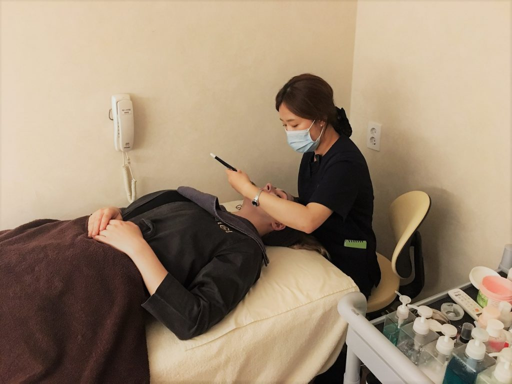 Filler Up: Lip Fillers at MH Clinic, Seoul with Eunogo