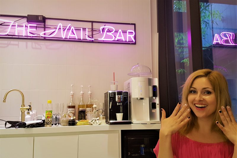 Nail'd it: The Nail Bar (더네일바) Hannam