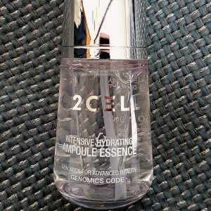 G2Cell: The Holy Grail of Korean Skin Care - ThatGirlCartier - Genoheal Review - Intensive Hydrating Ampoule Essence