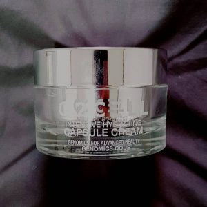 G2Cell: The Holy Grail of Korean Skin Care - ThatGirlCartier - Genoheal Review - Intensive Hydrating Capsule Cream