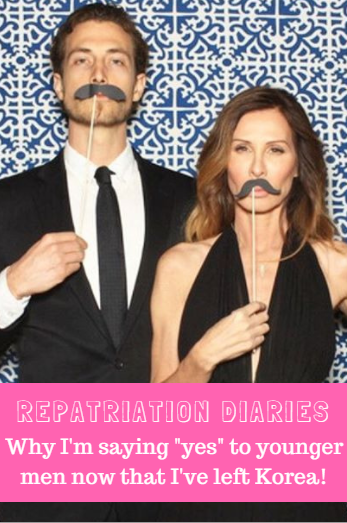 Carole Radziwill Bravo RHONYC Real Housewives of New York City GIF Re-pat Dating Diaries: Younger, North American Men - yes, please! That Girl Cartier